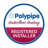 Polypipe Underfloor Heating Registered Installer